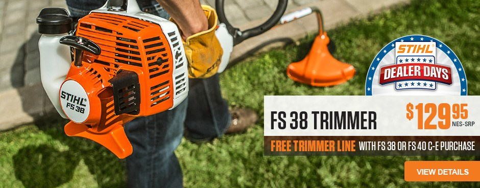 Dealer Days FS 38 Trimmer
